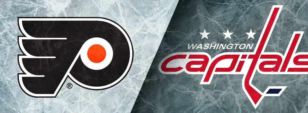Flyers vs. Capitals