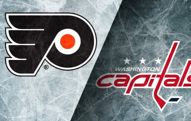 More Info for Flyers vs. Capitals