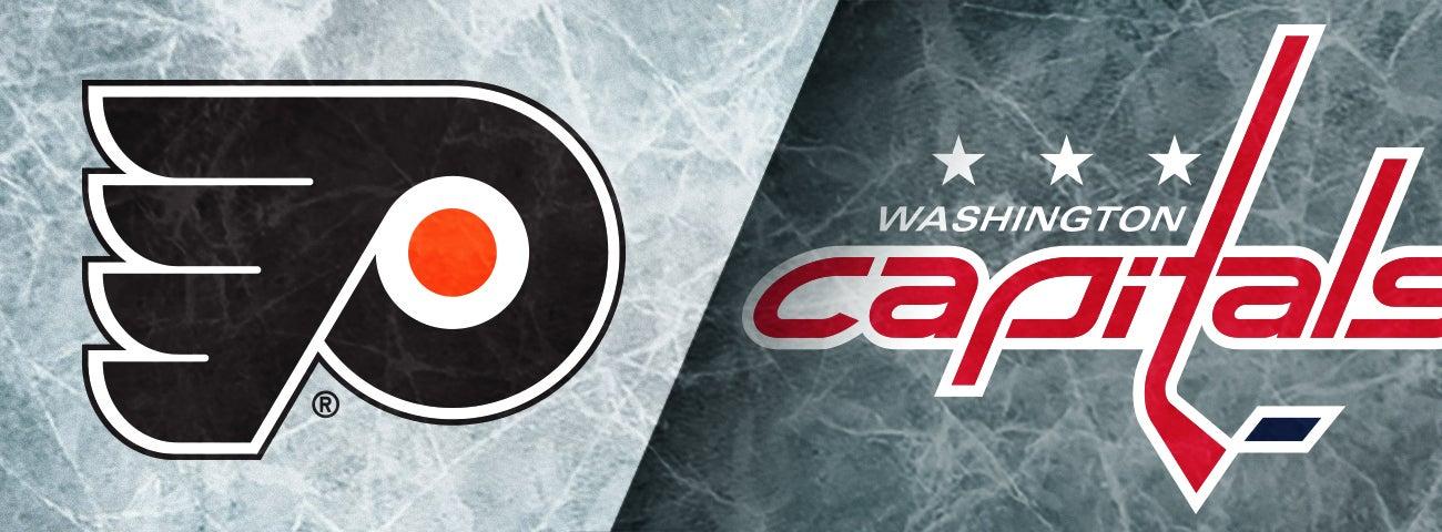 Flyers vs. Washington Capitals