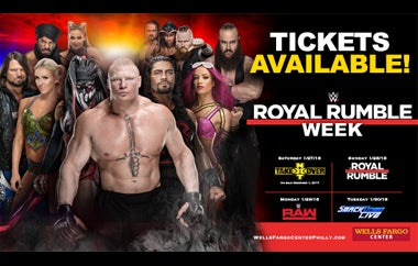 More Info for WWE Royal Rumble