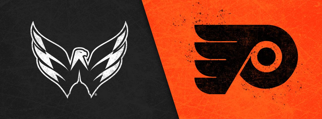 Capitals vs. Flyers (Exhibition)