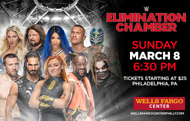 More Info for WWE Elimination Chamber
