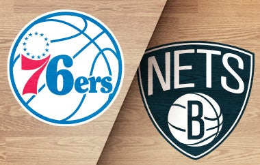 More Info for 76ers vs Nets