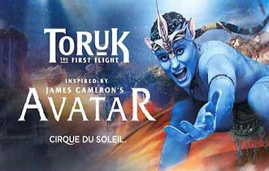 More Info for Cirque du Soleil: Toruk- The First Flight