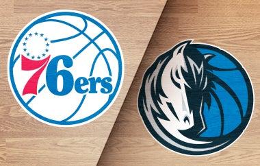 More Info for 76ers vs Mavericks