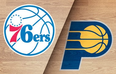 More Info for 76ers vs Pacers