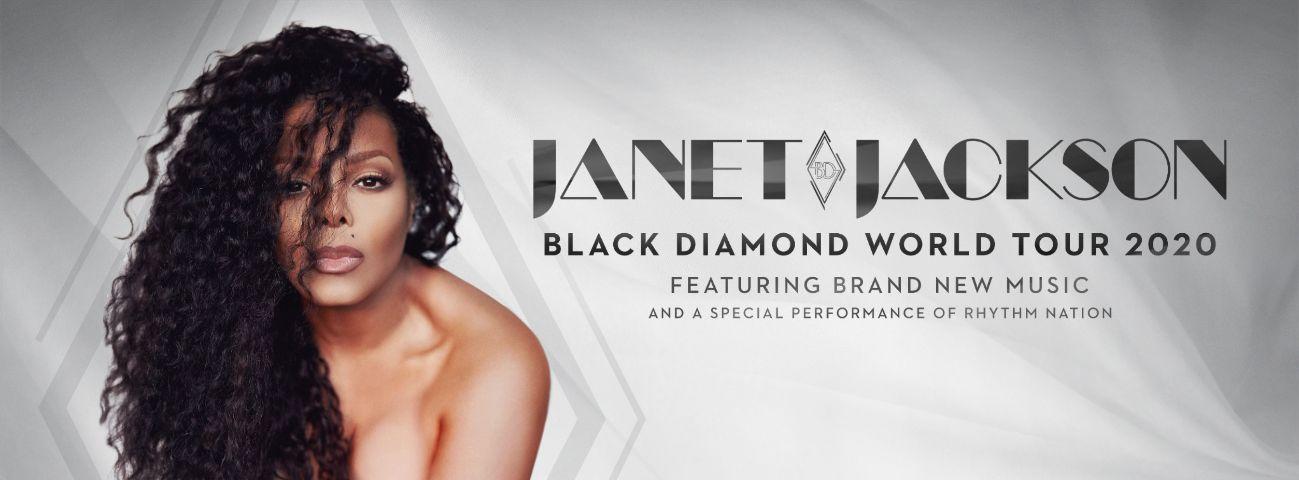(Postponed) Janet Jackson