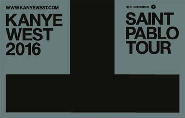More Info for Kanye West - CANCELLED