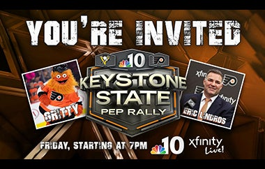 More Info for Keystone State Pep Rally at Xfinity Live