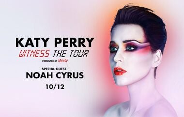 More Info for Katy Perry: Witness The Tour
