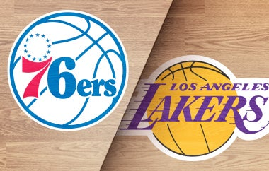More Info for 76ers vs Lakers