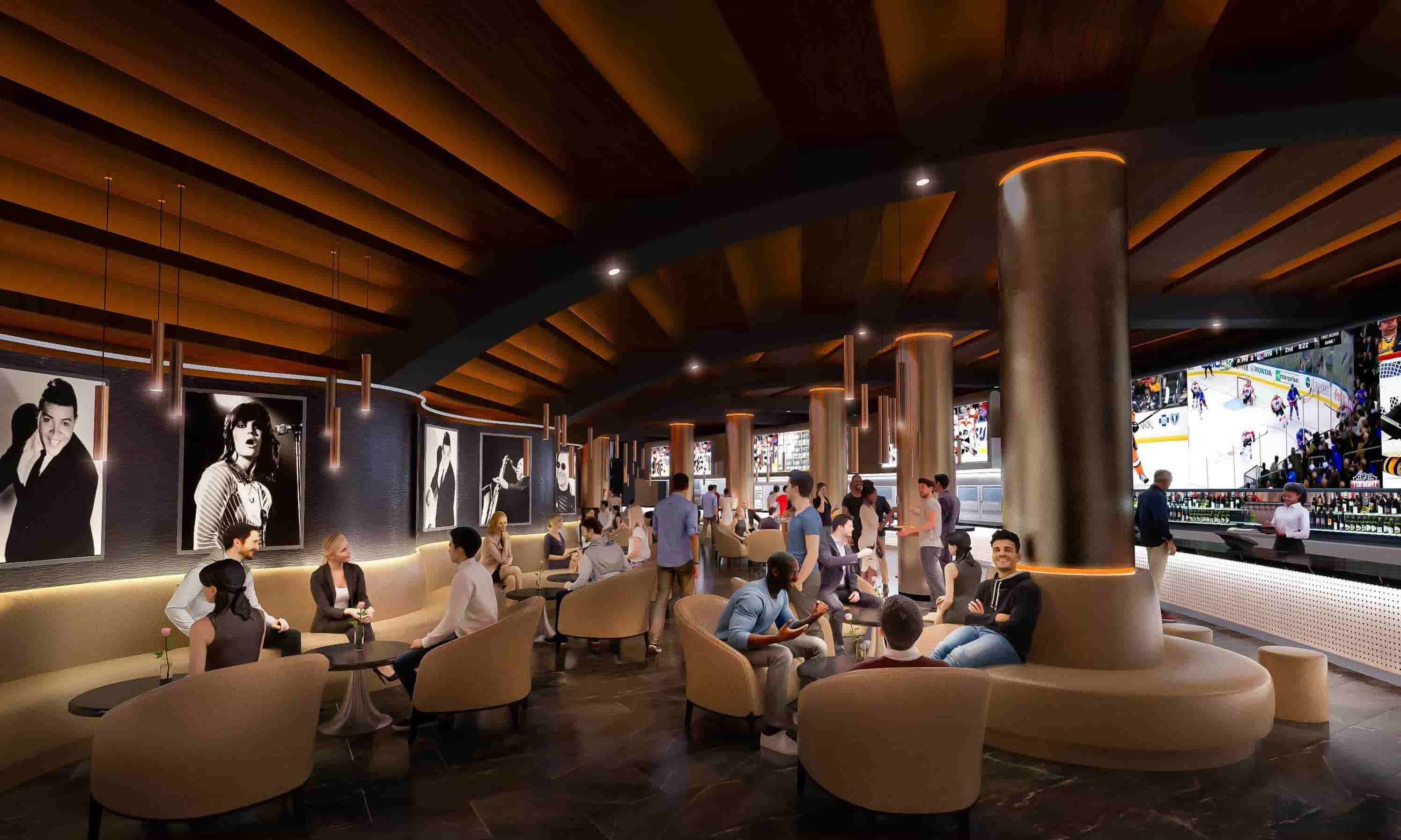 Wells Fargo Center Unveils Plans For Expanded Event Level Club
