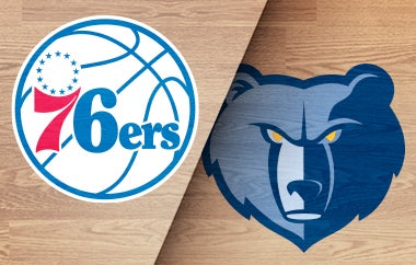 More Info for 76ers vs Grizzlies