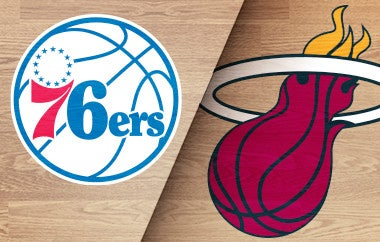 More Info for 76ers vs Heat