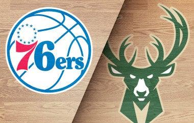 More Info for 76ers vs Bucks