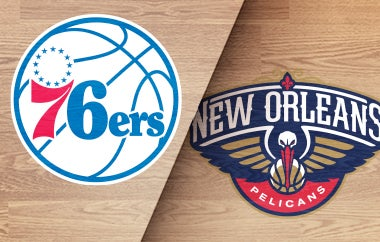 More Info for 76ers vs Pelicans