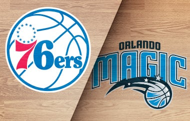 More Info for 76ers vs Magic