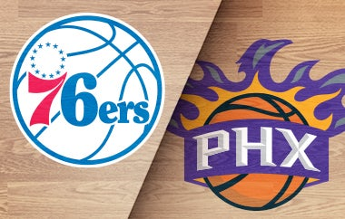 More Info for 76ers vs Suns