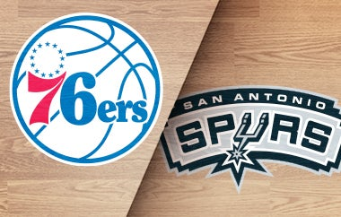 More Info for 76ers vs Spurs