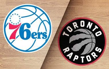 More Info for 76ers vs Raptors