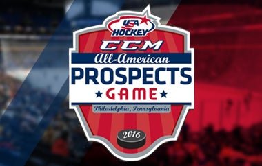 More Info for CCM / USA Hockey All-American Prospects Game