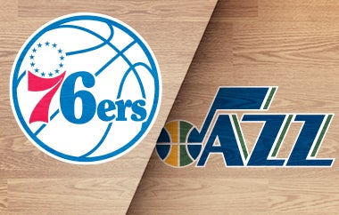 More Info for 76ers vs Jazz